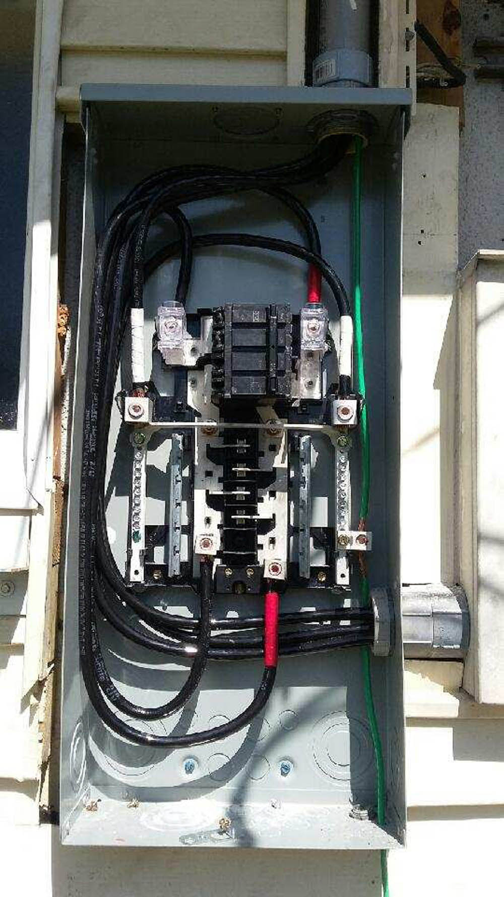 Electrical Panel Replacement Or Upgrade By Licensed Contractor Challenger Home Fuse Box Footer Navigation