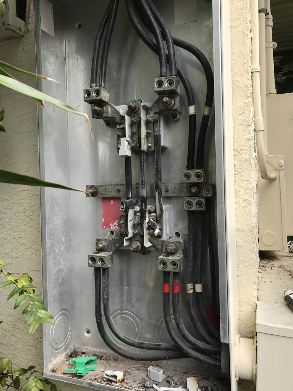 Electrical Panel Replacement Or Upgrade By Licensed Contractor Wiring Footer Navigation